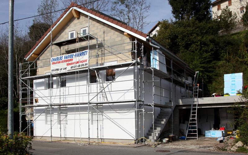 façade MORTEAU 25500